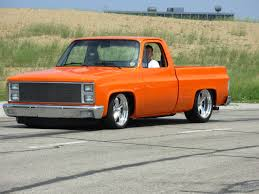 76 Chevy Truck, Background of the 1973-1987 Chevrolet C/K Series ...