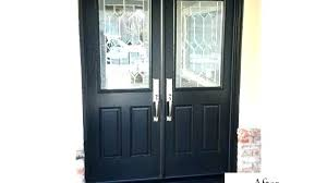 black front door knobs. Modern Double Front Doors Black Entry Door Hardware Smooth Incredible Knobs  On Wood33