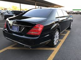 2012 Used Mercedes-Benz S-Class 2012 Mercedes Benz S600 V12 Luxury ...