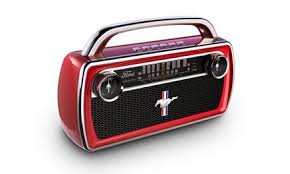 <b>ION Mustang</b> Wireless <b>Stereo Speaker</b> with Classic Car Styling ...