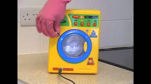 How Big Is A Washing Machine Circuit Bent Toy Washing Machine By Freeform Delusion Youtube