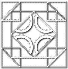 Frantic Stamper Precision Dies - Basket Quilt Square FRA-DIE-09473 ... & Frantic Stamper Precision Dies - Basket Quilt Square Adamdwight.com
