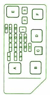 toyota camry fuse box diagram wiring diagrams