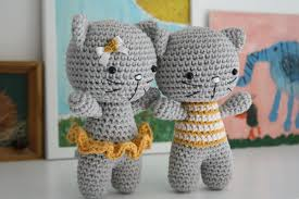 Free Crochet Cat Patterns Beauteous Free Crochet Cat Patterns Crochet Now