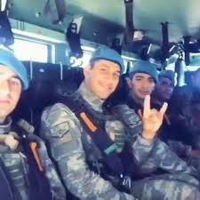 MAVİ BERE DÜŞMEZ YERE... ❤ - Asker polis tek yürek