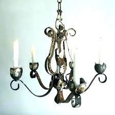 garden candle chandelier outdoor mason jar and wood uk