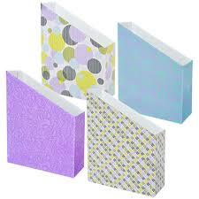 Magazine File Holder Dollar Store Bulk Jot Designer Corrugated Cardboard File Holders at DollarTree 7