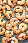 baked prawns with pepper and garlic