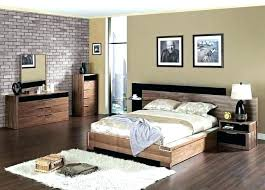 Contemporary Wood Bedroom Furniture Modern Contemporary Solid Wood ...