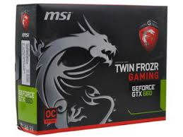 Купить <b>Видеокарта MSI GeForce GTX</b> 660 GAMING [N660 gaming ...