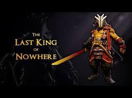 dota 2 workshop juggernaut set last king of nowhere youtube