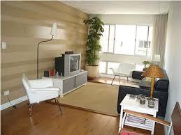 Living Room Ideas Small Apartment Square White Finish White Round