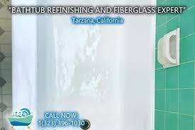 bathtub refinishing reglazing tarzana