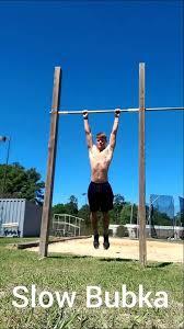pole vault 101 high bar workout