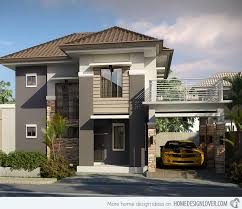 Striking Collection of Houses   Terrace   Home Design LoverTypical Terrace Design
