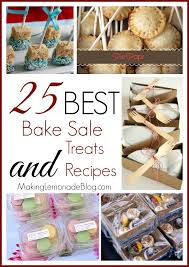 How To Have A Bake Sale 25 Best Bake Sale Treats And Recipes