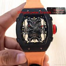 automatic chain mens watch new high end men s watches luxury automatic chain mens watch new high end men s watches luxury watches hollowing orange surface mechanical
