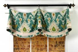 Patterns For Valances Impressive Claudine Curtain Valance Sewing Pattern Pate Meadows