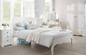 White Furniture In Bedroom - Bedroom with white furniture