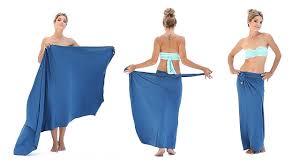 Ladies Lungi Designs Sexy Convertible Dress Lungi 2