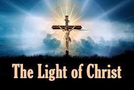 Jesus Is The Light The Light Of Christ Fishel Godsongs Net