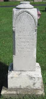 Mary Polly Cunningham Dickson (1823-1880) - Find A Grave Memorial