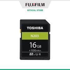 Mua Thẻ nhớ SD Fujifilm Online, Giá Tốt