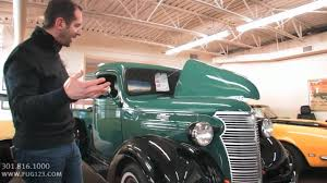 1938 Chevrolet Pickup for sale with test drive, driving sounds ...