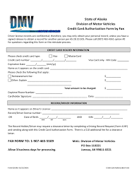 banking forms templates in pdf word excel credit card authorization form alaska