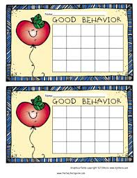 Color Pages Free Printable Reward Charts For Kids Color