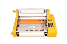 simeile hot cold laminator machine laminating machine fm 3810 1