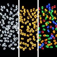240 Multifunction Led Christmas Tree Lights Multi Coloured Mr Crimbo Multi Function Usb Christmas Tree Lights Indoor Outdoor White 240
