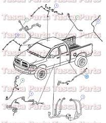 2002 dodge ram 1500 rear door wiring harness 2002 new oem mopar rh or lh rear door wiring harness dodge ram 1500 on 2002 dodge