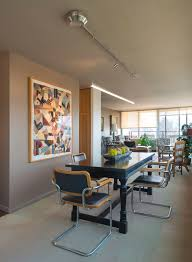 linear dining room lighting. Monorail Cirrus Float R1 Rectangular Lens Suspension By PureEdge Lighting Linear Dining Room