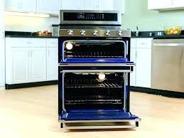 kitchenaid double oven reviews fascinating double oven range electric gas stove with dual electric ovens gas kitchenaid double oven