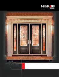 Full-line catalog - THERMA-TRU DOORS - PDF Catalogues ...