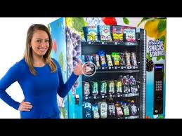 Healthy Vending Machine Singapore Extraordinary Triple Profit Healthy Vending Machine YouTube