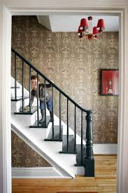 Stairway Wallpaper Design 50 Staircase Design Ideas Beautiful Ways To Decorate A