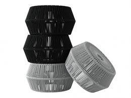 zigzag puff 3d modell kettal spain