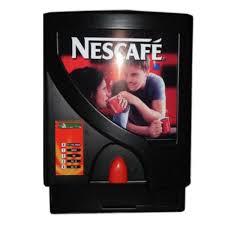 Nescafe Coffee Vending Machines Enchanting Nescafe Coffee Vending Machine At Rs 48 Piece Nescafe Coffee