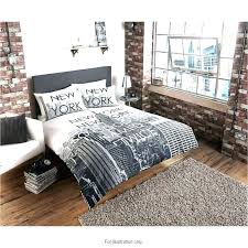 new york city bedding new city bedding sets new city bedding scene double duvet set skyline