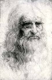 leonardo da vinci biography art facts anatomical studies  self portrait by leonardo da vinci chalk drawing 1512 in the palazzo