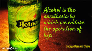 Quotes About Alcohol George Bernard Shaw Quotes About Alcohol AZ Quotes 43