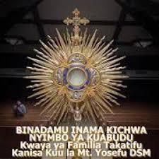 Kwaya parokia ya mbeya mjini. Kwaya Katoliki Za Zamani