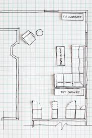 floor plan with furniture. how to draw a floor plan without any special tools or computer programs with furniture