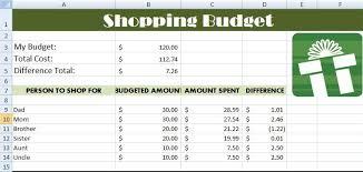 Pakturk Nipa Branch 5th Grade Creating A Shopping Budget List In