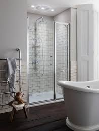 thermostatic brand bathroom: polished chrome amp timeless white ceramics stour thermostatic exposed shower valve two outlet rigid
