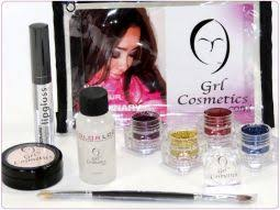 grl cosmetics custom makeup kit professional