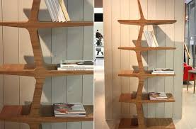 bookshelf modern tree cat