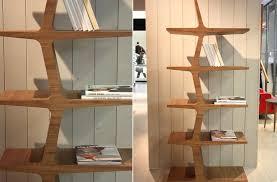 bookshelf modern tree cat
